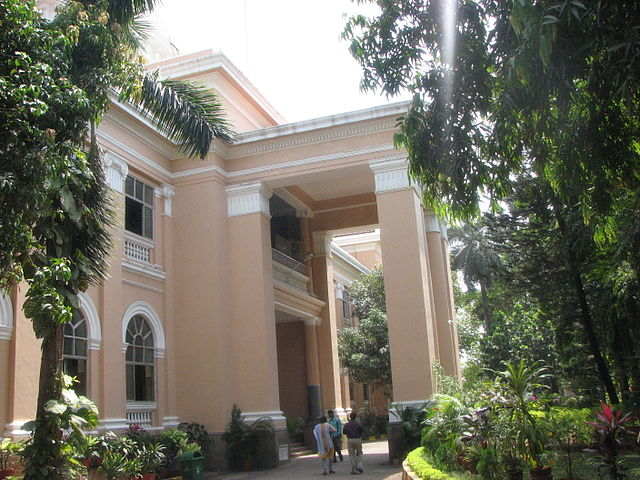 Veermata Jijabai Technological Institute, (VJTI)